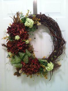 Ducky Wreath