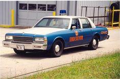 1988 Chevy Caprice - Georgia State Patrol