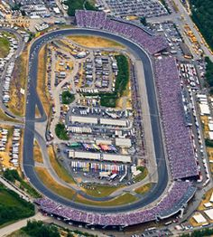 """New Hampshire Motor Speedway is a 1.058-mile (1.703 km) oval speedway located in Loudon, New Hampshire which has hosted NASCAR racing annually since the early 1990s, as well as an IndyCar weekend and the oldest motorcycle race in North America, the Loudon Classic. Nicknamed """"The Magic Mile,"""" the speedway is often converted into a 1.6-mile (2.6 km) road course, which includes much of the oval."""