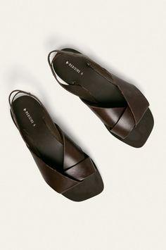 Medicine - Kožené sandále Festival | ANSWEAR.sk Flats, Shoes, Medicine, Fashion, Loafers & Slip Ons, Moda, Zapatos, Shoes Outlet, Fashion Styles