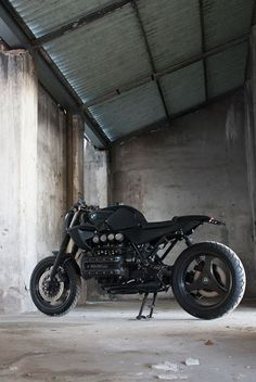 "BMW K100 Cafe Racer ""Manta"" Cafe Twin #motorcycles #caferacer #motos 