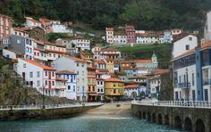 Cudillero (Asturias) | The Wandering S http://thewanderingsblog.wordpress.com/2014/02/10/cudillero/