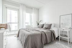 Skandinaavinen makuuhuone 9578447 - Etuovi.com Ideat & vinkit