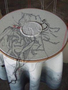 caroline bartlett textile artist - Google zoeken