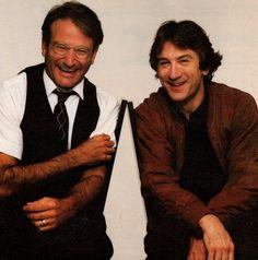Robin Williams and Robert De Niro
