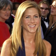 Happy Birthday, Jennifer Aniston! Remember this gorgeous glossy blow-out she wore to the 2003 Emmys?
