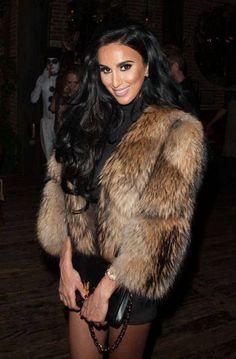 Reality actor/Lawyer Lilly Ghalichi attends Shandy Media Holiday Party on December 2014 in Hollywood, California. Great Women, Beautiful Women, Fur Fashion, Womens Fashion, Fox Fur Coat, Fur Coats, Fabulous Furs, Mink Fur, Elegant Woman