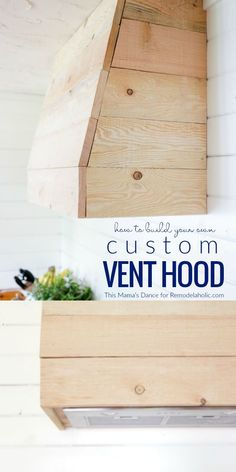 How To Build A Custom Range Vent Hood From Rough Hewn Lumber For A Rustic Cottage Farmhouse Style Kitchen Remodelaholic furniture diy farmhouse style Cottage Farmhouse, Farmhouse Style Kitchen, Home Decor Kitchen, Diy Kitchen, Kitchen Ideas, Rustic Farmhouse, Cottage Kitchens, Kitchen Rustic, Kitchen Design