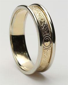 Celtic Wedding Rings UG-WED25