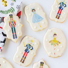 Sweet Cookies, Birthday Cookies, Christmas Cookies, Christmas Desserts, Christmas Treats, Christmas Baking, No Fail Sugar Cookie Recipe, Sugar Cookies Recipe, Wafer Paper