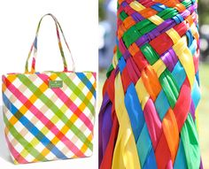 Inspiration: kate spade shopper and a May Day maypole    Follow us on Facebook: https://www.facebook.com/westfieldvalleyfair