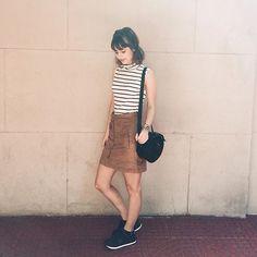 Segundo dia de #fashionLATAM ✨ // @julialcantara