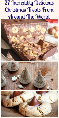Looking for something different?  The perfect, yummy International dessert Christmas Holiday recipes. Some fast and easy all delicious. anitalianinmykitchen.com