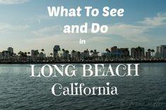 36 Hours in Long Beach, California @PennySadler