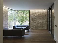 Healthcare architecture / internal spaces for reflection and healing. Materials and light, views and atmosphere