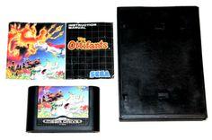 Sega Mega Drive Spiel The Ottifants für Sega Mega Drive in OVP!