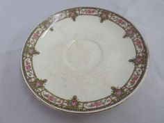 Vintage China Saucer Grindley England | eBay