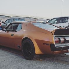 73 with swap on Nitto Amc Javelin, Ls Swap, American Motors, Pony Car, Automotive Art, American Muscle Cars, Retro Cars, Exotic Cars, Cool Cars
