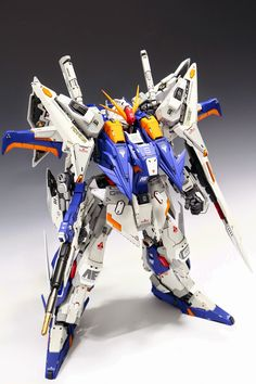 G-System 1/72 RX-105 Xi Gundam  - Customized Build     Modeled by fdc17
