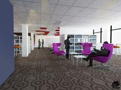 3D - CANOPE - Espace reunion par SG DESIGN ARCHITECTURE