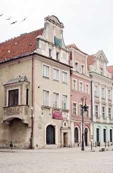 A Lovely Thyme - Buildings of Poznan Poland