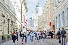 Reiseziele Helsinki - Finnland Rundreisen