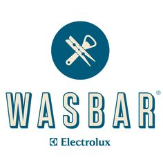 Huisstijl WASBAR  Wasbar is een combinatie van een wassalon en een cafe. Dit is het logo. Zij gebruiken vaak enkel de omranding van objecten. Zoals te zien is bij de letters. Voor het logo, er zijn geen details zichtbaar enkel een opgevuld profiel