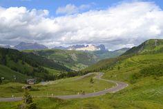 Passo Pordoi - Italian Dolomites