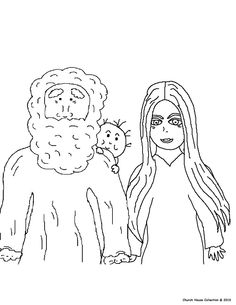 16 best creepiest christian colouring