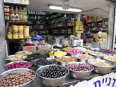 Q&A: The Culture of Israel's #Markets - Food – Forward.com - #Israel.