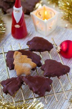 Bredele : Lebkuchen au chocolat