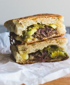 Our Best Grilled Sandwich And Panini Recipes