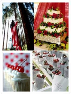4 of july wedding