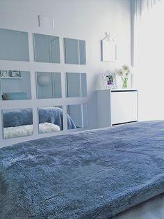 #ikeahacks #mirrors #lotsikea #bedroom #smallbedroomideas