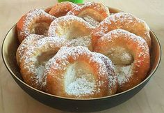 Bauernkrapfen Rezept - Bauernkrapfen Bauernkrapfen Bauernkrapfen Welcome to our website, We hope you are satisfied with th - Easy Donut Recipe, Donut Recipes, Beignets, Cake Recipe For Decorating, German Baking, Donut Decorations, Mini Donuts, Donuts Donuts, Cheesecake Recipes