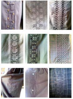 Peão              BOMBACHAS :   Tecidos: brim (não jeans), sarja, linho, algodão, oxford, microfibra.     Cores: claras ou escuras, sóbri...