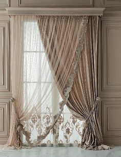 17 Window Treatment Ideas for Every Room in Your Home - Curtains - Bamboo Curtains, Luxury Curtains, Modern Curtains, Velvet Curtains, Vintage Curtains, Living Room Decor Curtains, Home Curtains, Curtain Designs For Bedroom, Rideaux Design