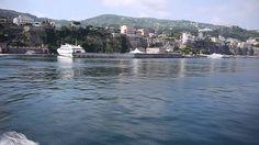Italie, Napoli to Capri tour boat