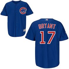 Get this Chicago Cubs Kris Bryant Authentic Alternate Jersey at WrigleyvilleSports.com
