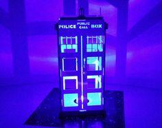 Doctor Who Tardis Night Light Tea Lamp Dr Who | eBay