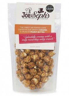 Joe & Sephs Caramel And Peanut Butter Popcorn Popcorn Mix, Gourmet Popcorn, Peanut Butter Popcorn, Gingerbread Latte, Luxury Food, Easter Chocolate, Wine Recipes, Caramel, Spicy
