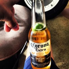 Corona Extra...and yes we do have limes as well!