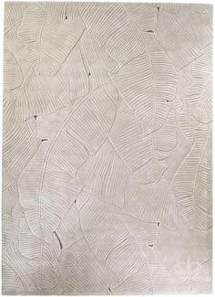 Palm Leaf by Michaela Schleypen — FRONT Rugs Yatak odası – home accessories Front Wall Tiles Design, Tile Design, Carpet Flooring, Rugs On Carpet, Shiplack Walls, Motifs Textiles, Modern Carpet, Carpet Design, Texture Design