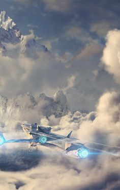 """""""Officially, this beauty is The Recon, since it was meant for scouting missions. I call her Mercury.""""  He wondered if she would catch the reference to something humans on earth used to study - Roman mythology.  @blazenfalcon"""