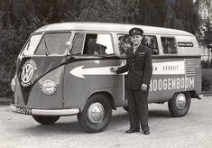 Holland, Rotterdam, Hoogenboom VW and Porsche dealer