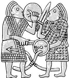 Variods things concerned with Vendel period Viking Age Art, Viking Warrior, Medieval Tattoo, Medieval Armor, Anglo Saxon Tattoo, Gripping Beast, Saga, Nordic Vikings, Viking Reenactment