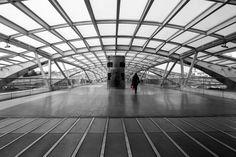 """""""Oriente Station Lisbon 2"""" stammt von wvanbragt aus der Kategorie Architektur https://contest.cewe-fotobuch.de/beautiful-world-2016?sref=om_seo_bing_x_16523_x"""