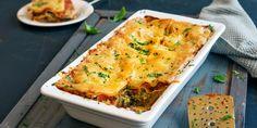 Muesli, Granola, Scandinavian Food, Cottage Cheese, Ricotta, Food And Drink, Pasta, Ethnic Recipes, Lasagna
