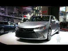 2015 Toyota Camry - 2014 New York Auto Show
