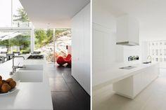 Tipos de encimeras de cocina Bathroom, Kitchen Countertops, Decorating Kitchen, Home, Washroom, Bathrooms, Bath